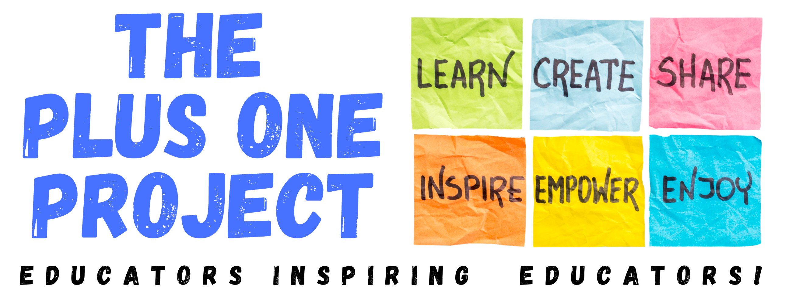 Plus One project banner