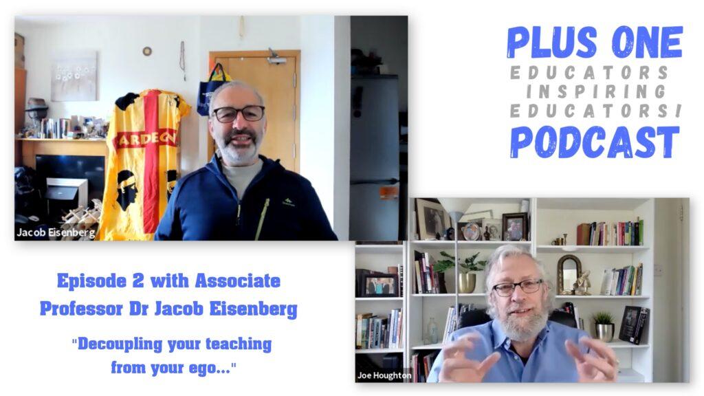 Episode 2 - Jacob Eisenberg